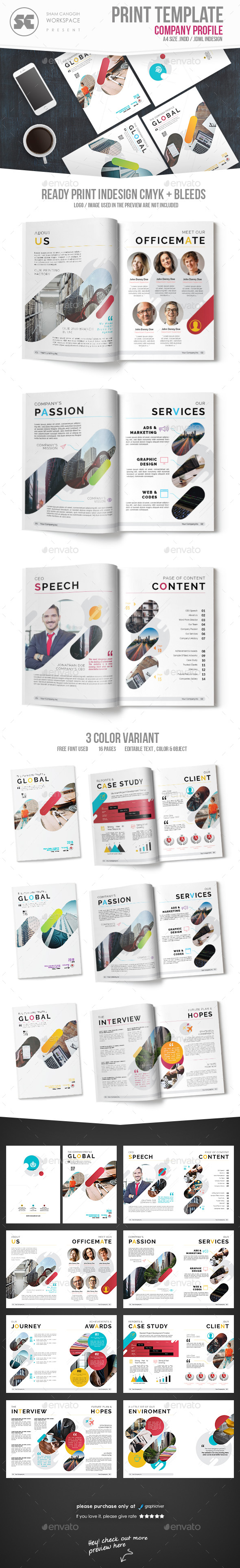 GraphicRiver Company Profile 21176804