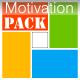 Motivation Lite Rock Pack 3