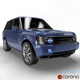 Land Rover Range Rover (6 Colors) - 3DOcean Item for Sale
