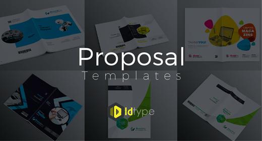 Creative Proposal InDesign