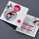 Dance Studio Square Trifold Brochure - GraphicRiver Item for Sale