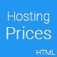 Hosting Prices