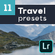 11 Travel and Adventure Lightroom Presets