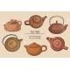 Teapots Set