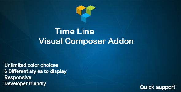 CodeCanyon Visual Composer Timeline Add on 21178302