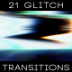 Fast Glitch Transitions - VideoHive Item for Sale