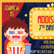 Movie Cinema Birthday Invitation - GraphicRiver Item for Sale