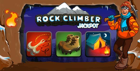 Rock Climber Jackpot - CodeCanyon Item for Sale