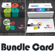 Business Card Bundle: 2 in 1 - GraphicRiver Item for Sale