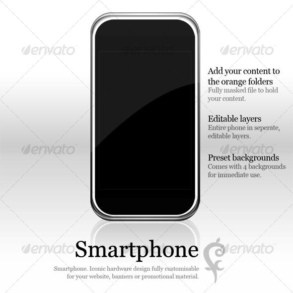 Smartphone - Mobile Displays
