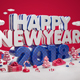 Happy New Year Vol.2 - GraphicRiver Item for Sale