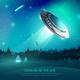Alien Spacecraft Kidnapping Poster