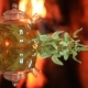 Teapot with Lime Tea near the Fireplace - VideoHive Item for Sale