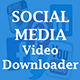 Social media video downloader - Facebook, Instagram, DailyMotion, Vimeo, Tumblr - CodeCanyon Item for Sale