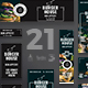 Burger House Banner Pack