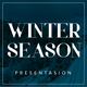 Winter Season Presentation - GraphicRiver Item for Sale