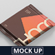 Foil Chocolate Packaging Mockup - Square Size