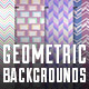 Geometric Backgrounds - VideoHive Item for Sale