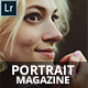 20 Portrait Magazine Lightroom Presets