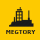 Megtory - Industrial WordPress Theme