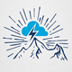 Mountain Logo Template   Volume - 2 - GraphicRiver Item for Sale