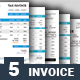 Invoices Bundle - GraphicRiver Item for Sale