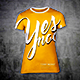 Female T-shirt Mockup - GraphicRiver Item for Sale