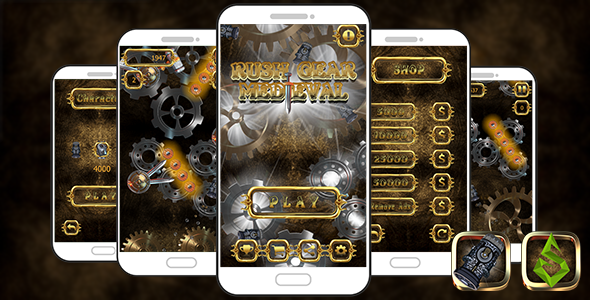 Download Source code              Rush Gear Medieval iOS XCODE + Admob            nulled nulled version