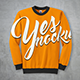Sweater Shirt Mockup - GraphicRiver Item for Sale