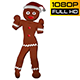 Gingerbread Dance 9 - VideoHive Item for Sale