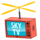 Sky TV Logo - VideoHive Item for Sale