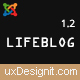 Lifeblog - Joomla Lifestyle Blogging and Magazine