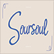 Soursoul Handwritten - GraphicRiver Item for Sale