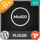 MiniGO - Luxury Mini Site Multi-Purpose Placeholder WP Plugin - CodeCanyon Item for Sale