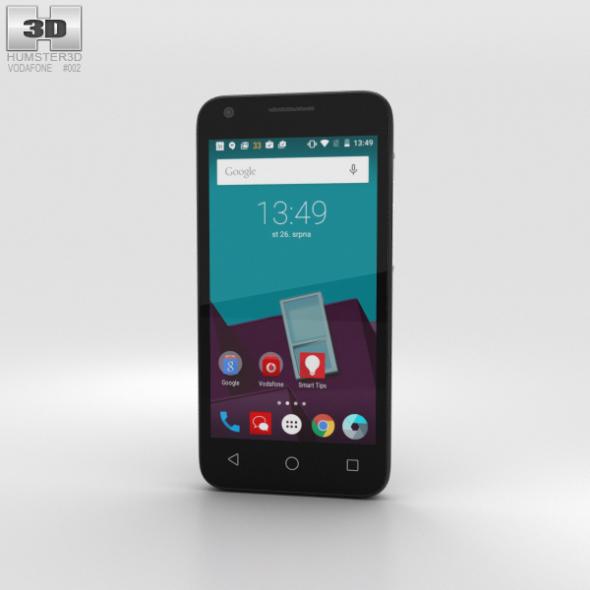 Vodafone Smart Speed 6 Silver
