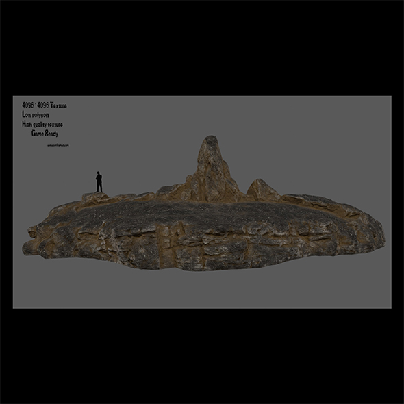 terrain 2 - 3DOcean Item for Sale