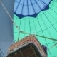 Hot Air Balloon Rises Up and Basket Flies Over - VideoHive Item for Sale