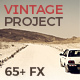 The Vintage Project | 65+ FX & Must-Have Tools