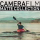 Camera Film {Matte Collection} - 6 LR Presets