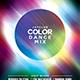 Color Dance Mix Flyer - GraphicRiver Item for Sale
