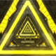 Infinite Triangle Tunnel VJ Loop - VideoHive Item for Sale