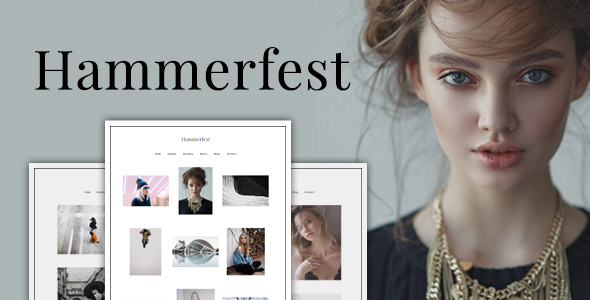Hammerfest | Photography WordPress for photography