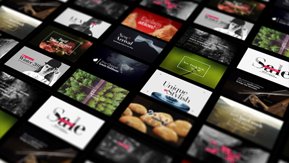 Videohive Titles 21184117