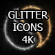 Glitter Icons - VideoHive Item for Sale