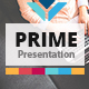 Prime Power Point Presentation - GraphicRiver Item for Sale