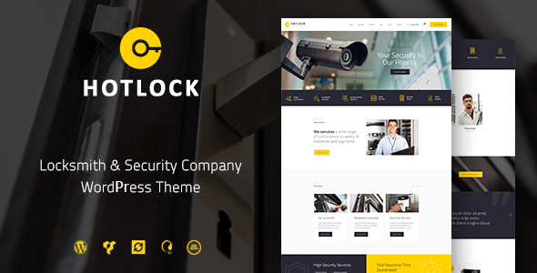 Image of HotLock | Locksmith & Security Systems
