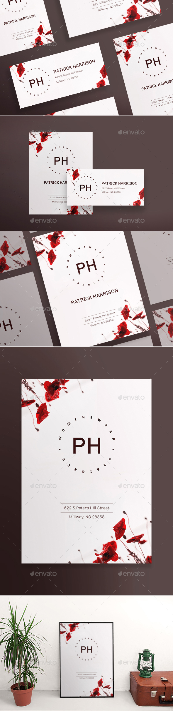 Fashion Style Flyers - Flyers Print Templates