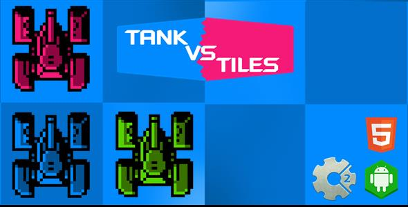 Download Source code              Tank vs Tiles - HTML5 Mobile Game (Capx)            nulled nulled version