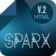 Sparx - Responsive Coming Soon Html5 Template