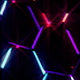 Electric Hexagons Lights 02 - VideoHive Item for Sale